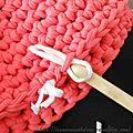Tapis en hooked zpagetti # tuto gratuit au crochet ! (sponso)