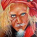 al-bert homme de couleurs