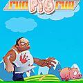 Run Pig Run: lance-toi dans une course effrénée !