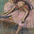<b>Degas</b>' Danseuse rose and Femme sortant du bain to be offered at Christie's