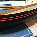 Pas à pas n°2 : 1- réalisation de la maquette du haranguier, le fecamp