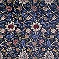 Inspirations.... par william morris 1883