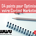 Les bases du marketing de <b>contenu</b>