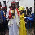 Mariage coutumier de mfumu muanda nsemi ye yaya lubondo le 8 janvier 2017 a macampagne !