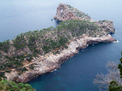 Côte Ouest-presqu'île de Fornalada