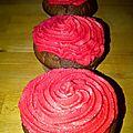 Cupcakes surprise d'après pâques
