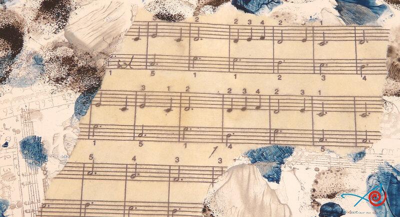 Détail pochette piano L'Atelier au soleil