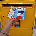 Postcards <b>swap</b> - outgoing to Canada
