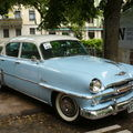 PLYMOUTH <b>Belvedere</b> 4door Sedan 1954