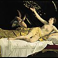 Getty Museum acquires Gentileschi's '<b>Danaë</b>' for $30.5 million at Sotheby's New York