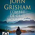 L'ombre de gray mountain, de john grisham