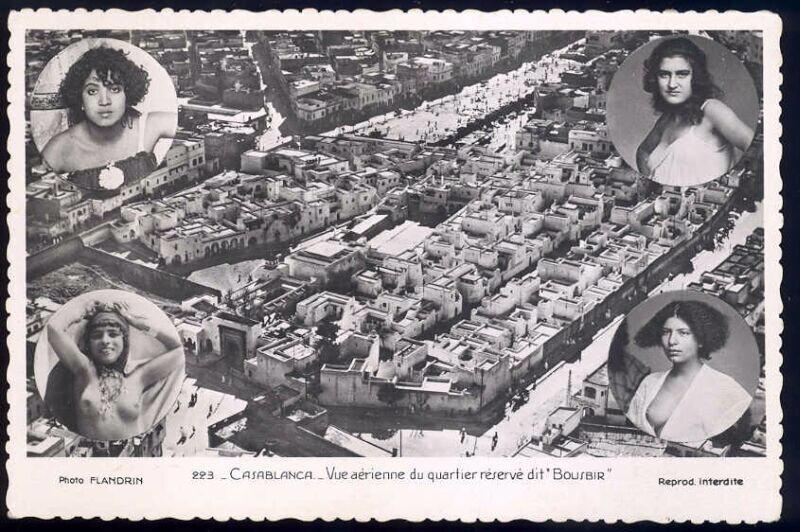 """""""Bousbir"""" : Colonie des prostituées d'antan..."""