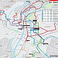 Lyon : la consécration du retour du <b>trolleybus</b>