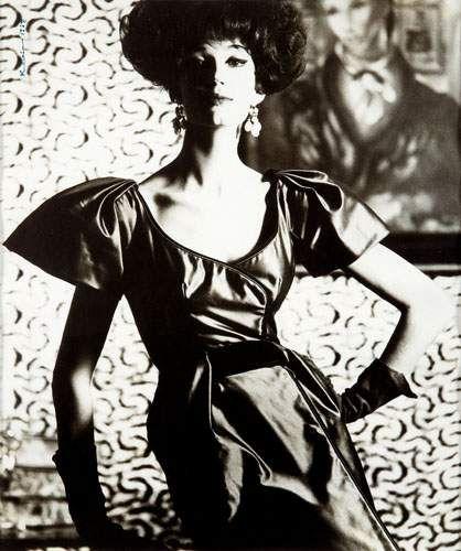 Tom KUBLIN. Mode pour Balenciaga, Paris, 1958