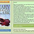 Mary higgins clark : la boite à musique