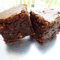 Brownies new-yorkais (© marabout) modifié