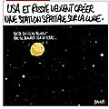lune russie russe usa américain humour