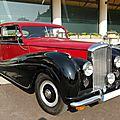 BENTLEY type R coupé Park Ward 1952 Baden Baden (1)