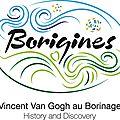 Vincent & <b>Borigines</b> wish you a Happy New Year !!