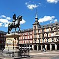 <b>Plaza</b> <b>Mayor</b>. Madrid