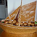 Notre bateau de mariage