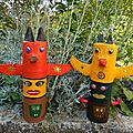 Mes animaux-totems