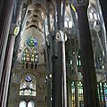 Barcelone, Basilica Sagrada Familia_6643