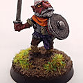 Great Goblin with hand weapon / Citadel