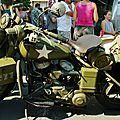 Béthune Rétro 2016 - Harley <b>Davidson</b> WLA