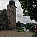 En <b>Forêt</b> <b>Noire</b> -3 les Eglises...