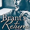 Brant's Return, Mia Sheridan