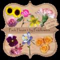 Cu fleurs