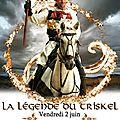 La légende du triskel, moëlan sur mer, 2 juin