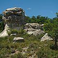 Les rochers des mourres