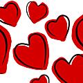 Le jour de la saint valentin
