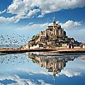 Le patrimoine de la Normandie médiévale bientôt magnifié à la télévision...