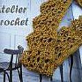 Atelier crochet en janvier