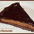 Tarte caramel chocolat