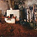 Intérieur du Moulin à huile communal