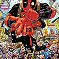 Panini Marvel <b>All</b> <b>new</b> <b>Deadpool</b>