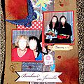 Scrapbooking day 2014