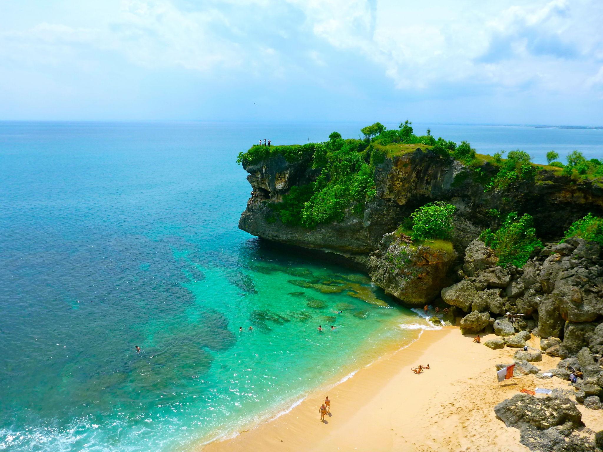Uluwatu - Presque-'île de Bukit - Bali