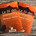 LE FIL DES <b>SOUVENIRS</b>