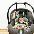Faire vous même des jeux pour siège bébé...
