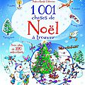 1001 choses de noël à trouver