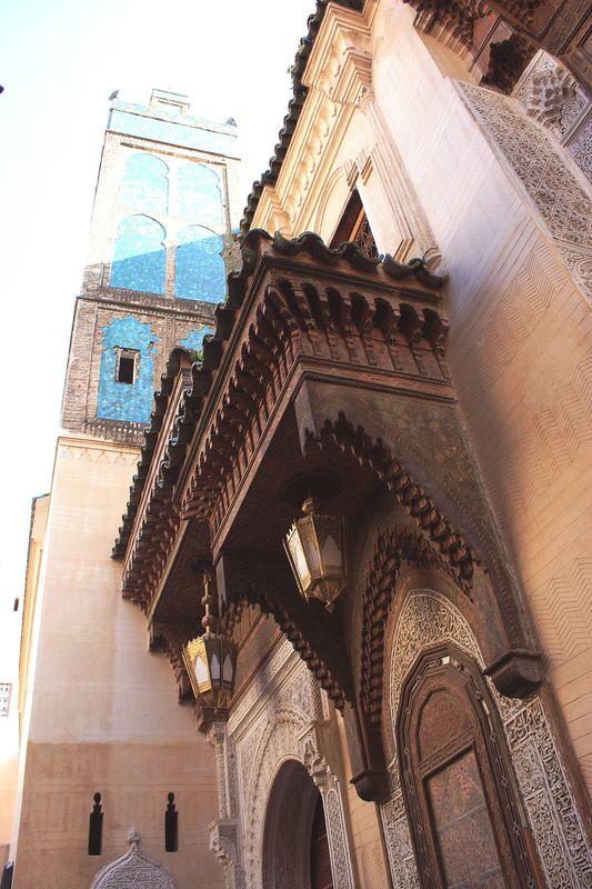 401. mosquée mausolée, minaret