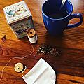 zero waste - Sachet de thé réutilisable et rallonge-bodys