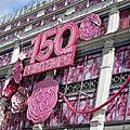 Les 150 ans du Printemps Haussmann