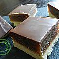 Sablé crème de marron chocolat