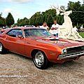 Dodge challenger R-T coupé de 1969 (9ème Classic Gala de Schwetzingen 2011) 01